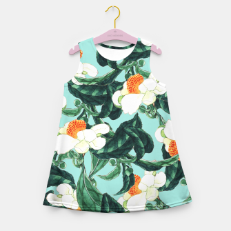 Thumbnail image of Sunny Side Up Girl's Summer Dress, Live Heroes