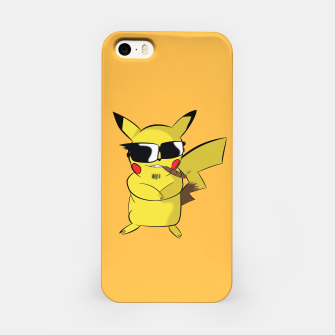 Thumbnail image of The Real Pikachu Étui pour Iphone, Live Heroes