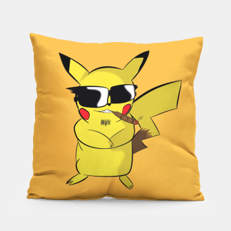 Thumbnail image of The Real Pikachu Coussin, Live Heroes