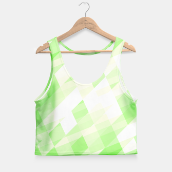 Thumbnail image of Peppermint Fancy Crop Top, Live Heroes