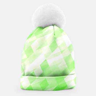 Thumbnail image of Peppermint Fancy Beanie, Live Heroes