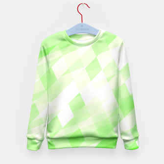 Thumbnail image of Peppermint Fancy Kid's Sweater, Live Heroes