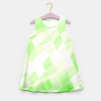 Thumbnail image of Peppermint Fancy Girl's Summer Dress, Live Heroes