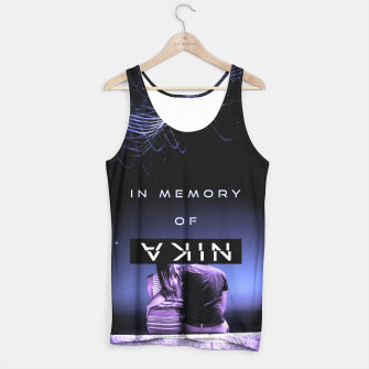 Thumbnail image of -in-memory-of- Tank Top, Live Heroes