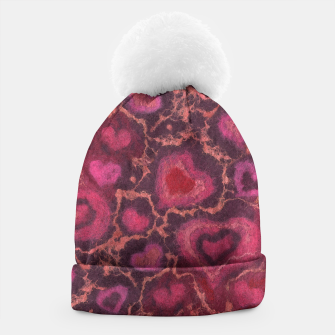 Thumbnail image of The Hearts Beanie, Live Heroes