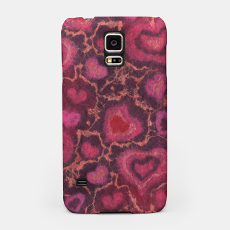 Thumbnail image of The Hearts Samsung Case, Live Heroes