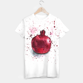 Thumbnail image of Pomegranate T-shirt, Live Heroes