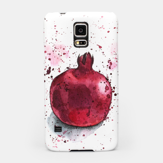 Thumbnail image of Pomegranate Samsung Case, Live Heroes