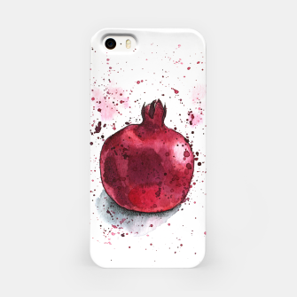 Thumbnail image of Pomegranate iPhone Case, Live Heroes