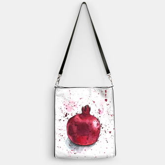 Thumbnail image of Pomegranate Handbag, Live Heroes