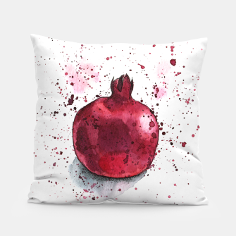 Thumbnail image of Pomegranate Pillow, Live Heroes