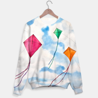 Thumbnail image of Kites Sweater, Live Heroes