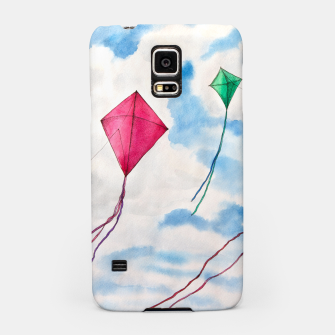 Thumbnail image of Kites Samsung Case, Live Heroes