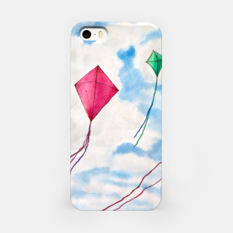 Thumbnail image of Kites iPhone Case, Live Heroes