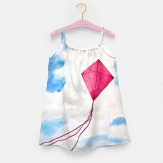 Thumbnail image of Kites Girl's Dress, Live Heroes