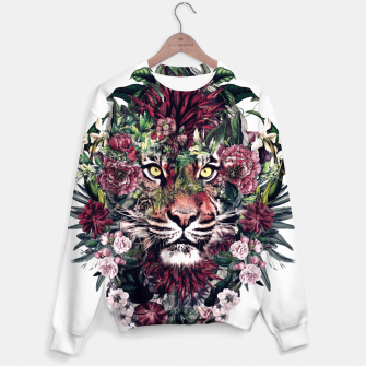 Thumbnail image of Tiger III Sweater, Live Heroes