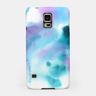 Thumbnail image of Turquoise watercolor vibes Samsung Case, Live Heroes