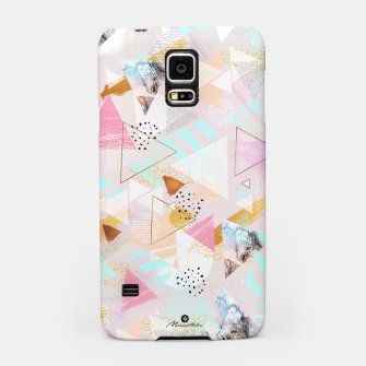 Thumbnail image of Abstract geometric textures and marble Carcasa por Samsung, Live Heroes