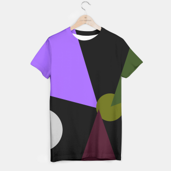 Thumbnail image of Triangulate T-shirt, Live Heroes