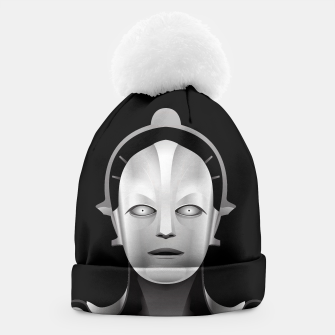 Thumbnail image of Maschinenmensch Beanie, Live Heroes