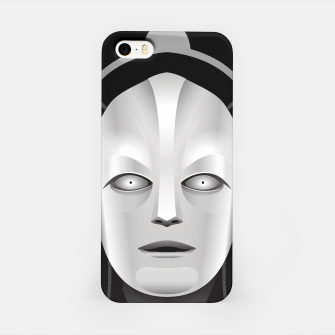 Thumbnail image of Maschinenmensch iPhone Case, Live Heroes