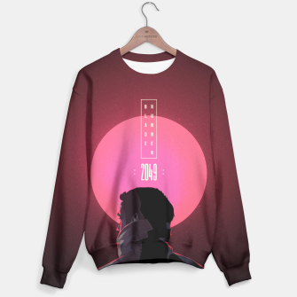 Thumbnail image of Blade Runner 2049 Sweater, Live Heroes