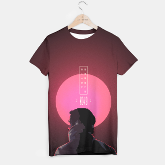 Thumbnail image of Blade Runner 2049 T-shirt, Live Heroes