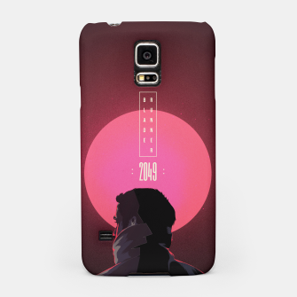 Thumbnail image of Blade Runner 2049 Samsung Case, Live Heroes
