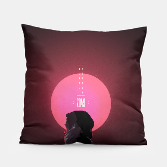 Thumbnail image of Blade Runner 2049 Pillow, Live Heroes