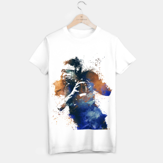 Thumbnail image of rugby sport T-shirt regular, Live Heroes