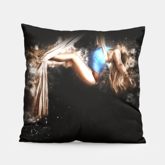 Thumbnail image of Fly Pillow, Live Heroes