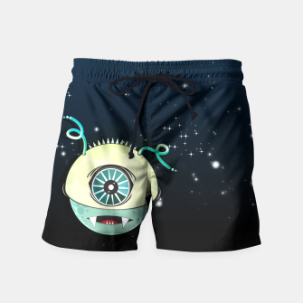 Thumbnail image of From Space Pantalones de baño, Live Heroes