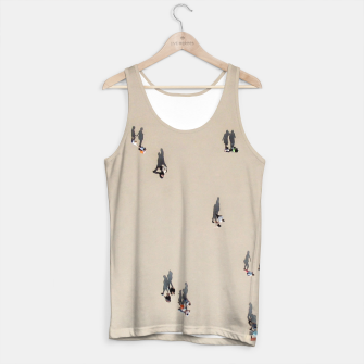 Living shadows Tank Top obraz miniatury