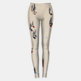 Miniaturka Living shadows Leggings, Live Heroes