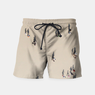 Miniaturka Living shadows Swim Shorts, Live Heroes