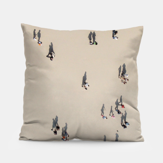 Living shadows Pillow obraz miniatury