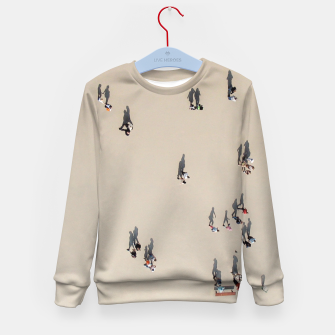 Living shadows Kid's Sweater obraz miniatury
