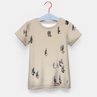 Miniaturka Living shadows Kid's T-shirt, Live Heroes