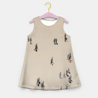 Miniaturka Living shadows Girl's Summer Dress, Live Heroes