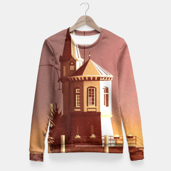 Thumbnail image of Let Go Taillierte Sweatshirt, Live Heroes