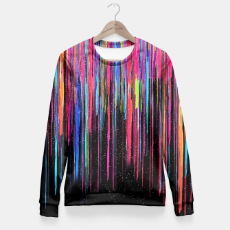 Thumbnail image of Drips Fitted Waist Sweater, Live Heroes