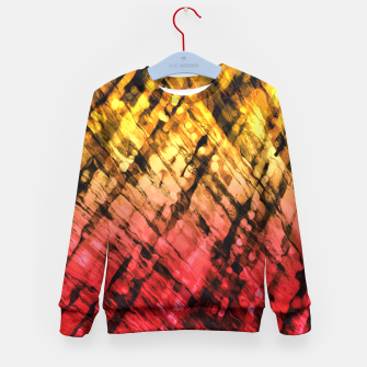 Thumbnail image of Interwoven, Sunglow Kid's Sweater, Live Heroes