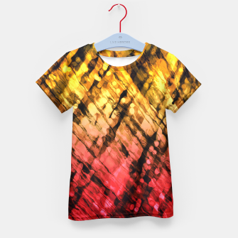Thumbnail image of Interwoven, Sunglow Kid's T-shirt, Live Heroes