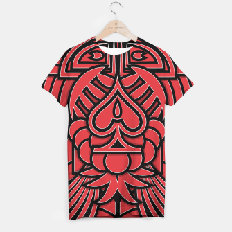 Thumbnail image of Ace of Tribes T-shirt, Live Heroes