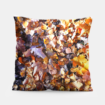 Miniaturka cOLOURS oF aUTUMN Pillow, Live Heroes
