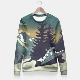 Thumbnail image of Pause Taillierte Sweatshirt, Live Heroes