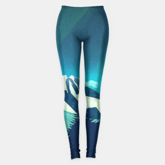Alpine Hut Leggings thumbnail image