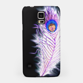 Thumbnail image of Feather Samsung Case, Live Heroes