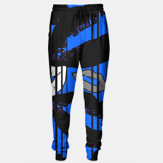 Thumbnail image of Dripping With Kisses Blue Sweatpants, Live Heroes
