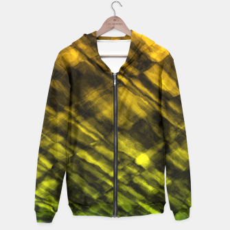 Rock Pool in Green and Gold Hoodie thumbnail image